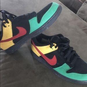 Rare Bob Marley Nike Sb Dunk Low